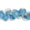 Lamp Bead Teardrop 50pc 10mm Dark Sky Blue